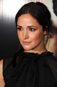 "Actress Rose Byrne attends the premiere of ""Damages"" presented by FX Productions at the Regal Theatre on Thursday, July 19, 2007 in New York City, USA. Photo by Gregorio Binuya/ABACAUSA.COM (Pictured: Rose Byrne)"